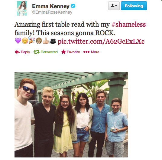 Emma Tweet